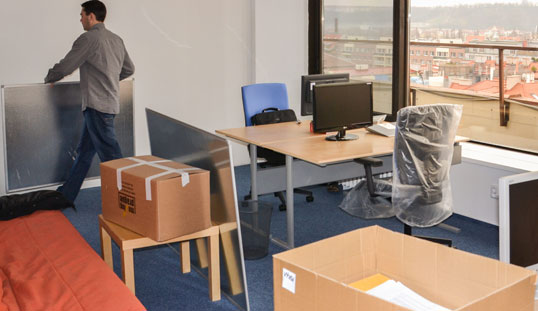 Office Shifting Services Ahmedabad